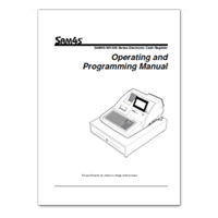 Cash Register Manuals