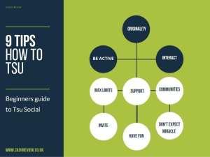 9 Tsu Tips - Guide To Tsu Social