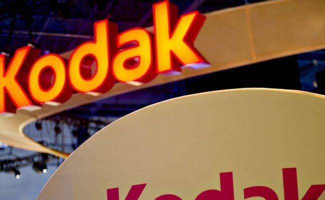 Kodak Stock Is Soaring How High Can Shares Go Cash Talk