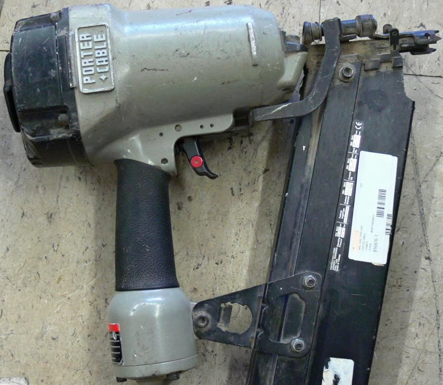 Porter Cable Fr350a Nailer