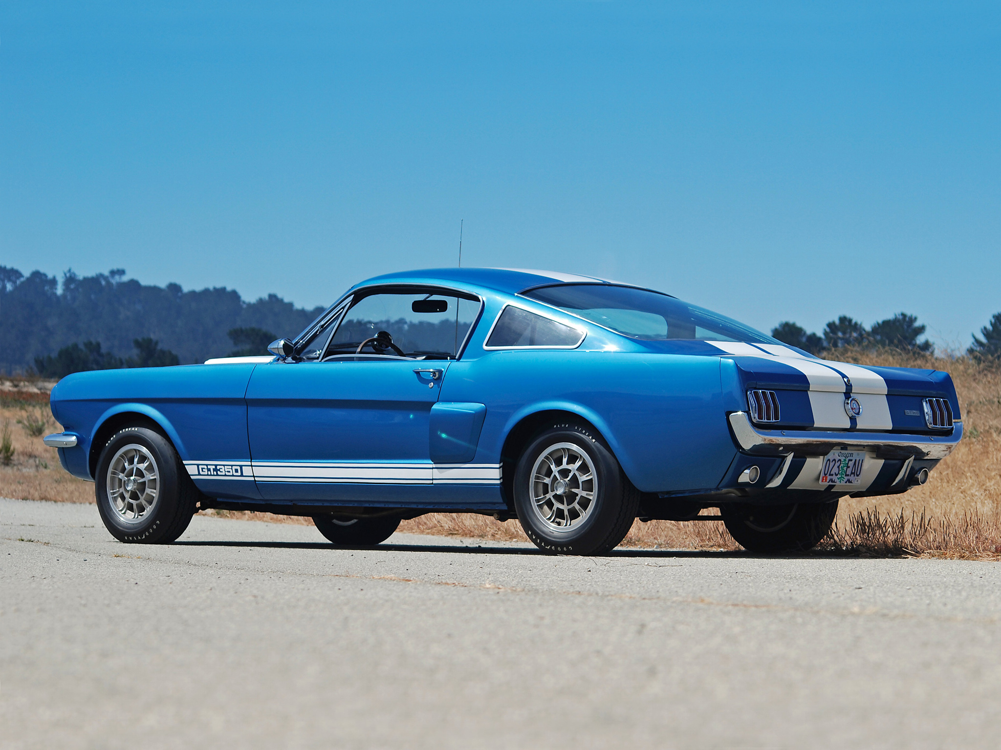 1964 Mustang Gt Ford 350