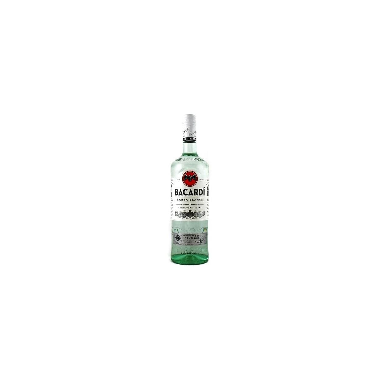 Rum Bacardi Bianco - CASILLO s.r.l.