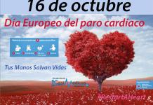 Día europeo del paro cardiaco
