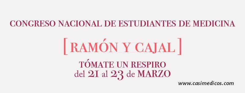 XVI CONGRESO NACIONAL DE ESTUDIANTES DE MEDICINA CIUDAD DE GRANADA - RAMÓN Y CAJAL @ FACULTAD DE MEDICINA Granada | Granada | Andalusia | Spain