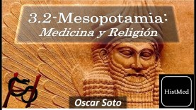 3.2-Mesopotamia: Medicina y Religión