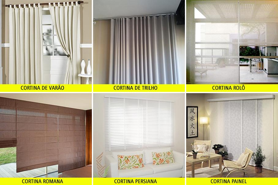 Como escolher o modelo ideal de cortina e valorizar o seu