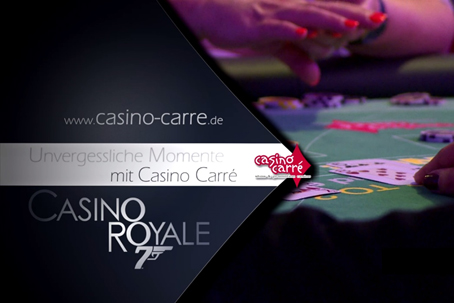 Casino Royale A Night Out With 007 Casino Carre