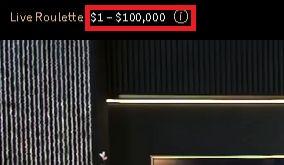 Live VIP Roulette1