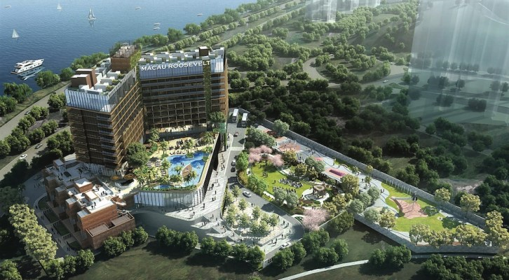 Macau Roosevelt Hotel to host satellite casino
