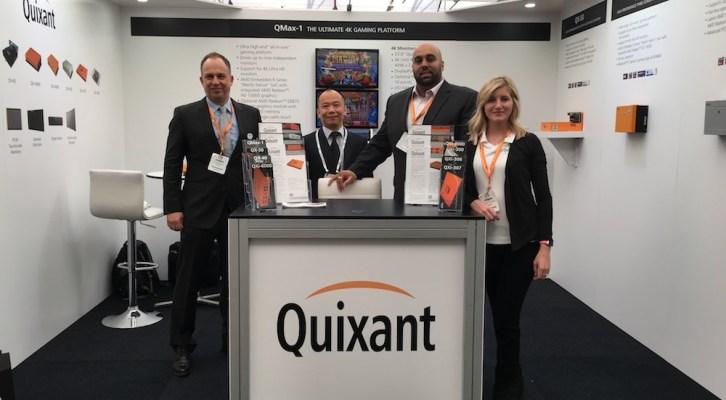 Quixant prepares full portfolio for Australasian Gaming Expo 2017