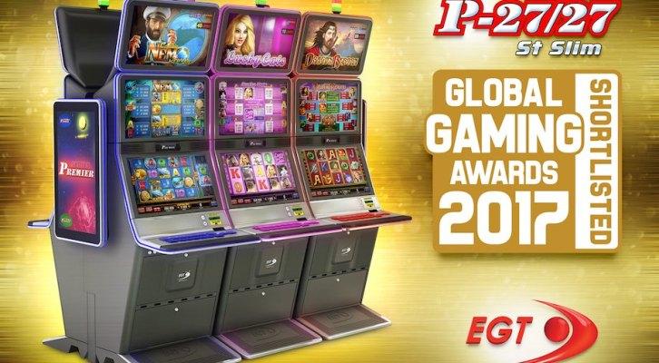 EGT named finalist in Global Gaming Awards