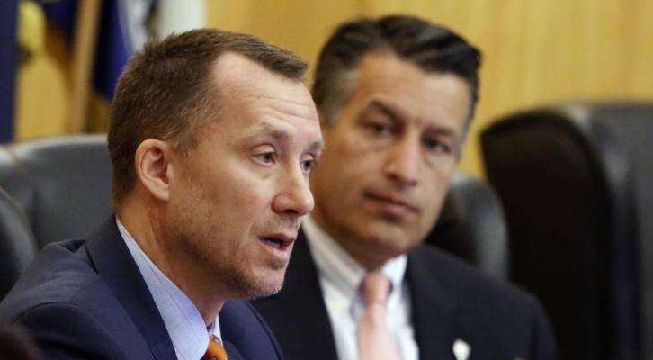 Nevada Gaming Control Board chairman Burnett leaves post