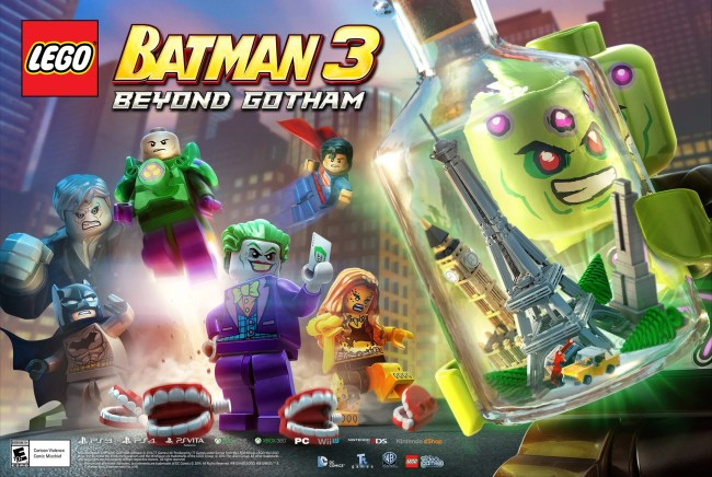 lego batman 3 beyond Gotham official photo