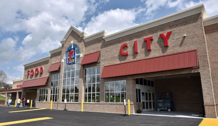 A meth lab was discovered in the trunk of a car at Food City in Bristol, Tennessee