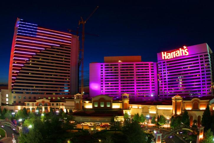 Harrah's Resort, one of the most renowned resorts in the US