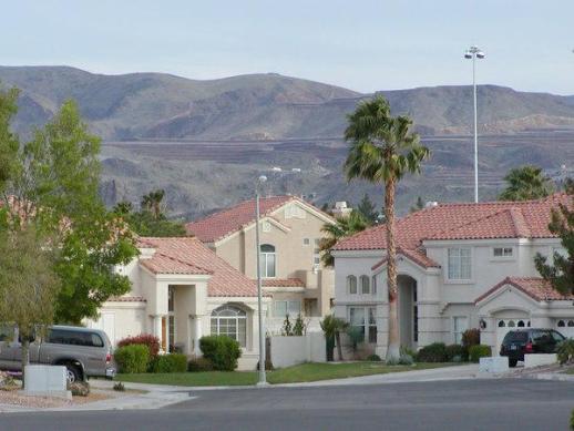 Henderson, Vegas is haunted