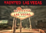 Haunted Vegas sign