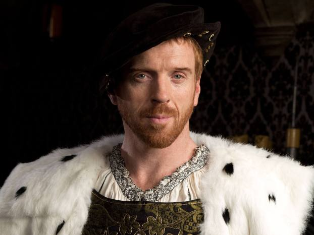 Damien Lewis as Henry VIII
