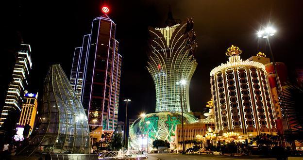 Gambling industry in macau texas gambling rules