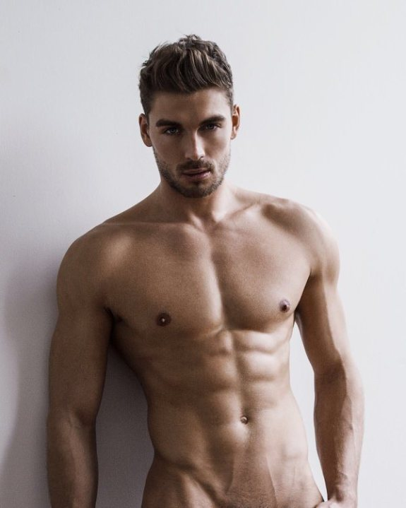 Male model advertisement on Craigslist
