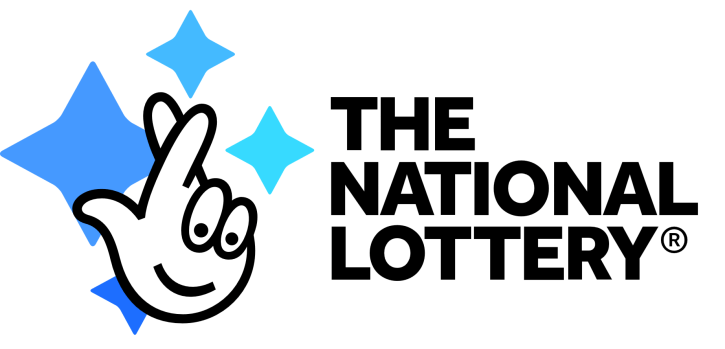 An image of the National Lottery logo for the UK