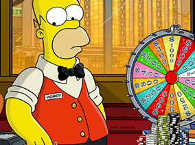 10 Times The Simpson's Totally Nailed The Casino Experience