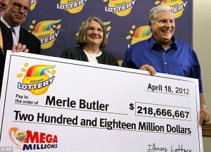 US lottery winners