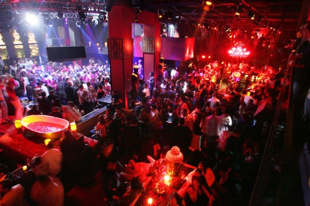 Inside TAO, one of the best clubs in Las Vegas