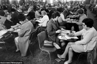 """An Old Bingo Hall"" (Image credit: Associated Newspapers)"