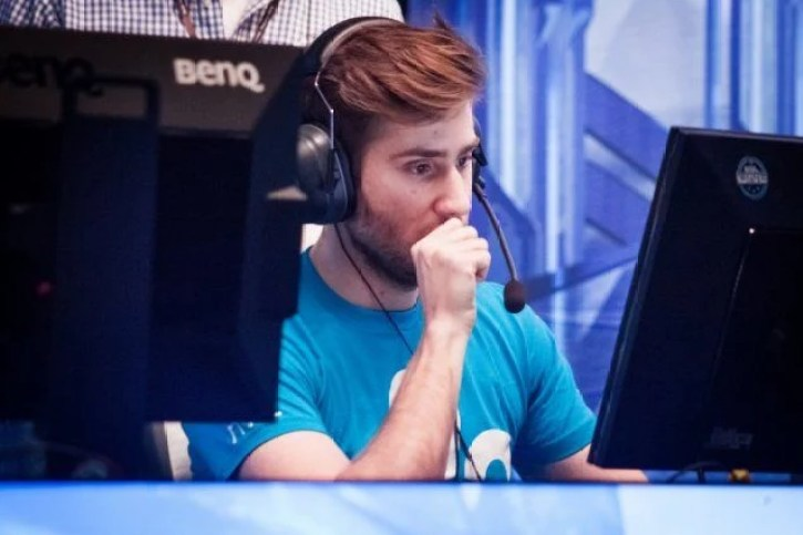 An eSports player who claimed to have used adderall during a tournament