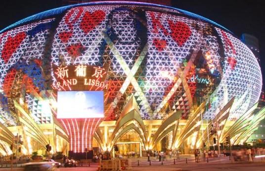 Grand Lisboa Macau