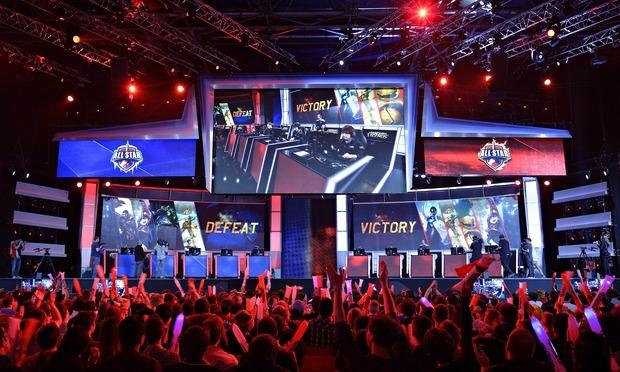 An eSports event