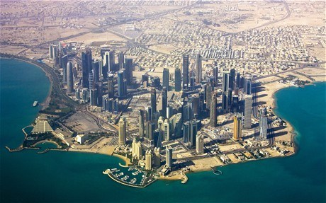 Qatar (Image credit: telegraph.co.uk)