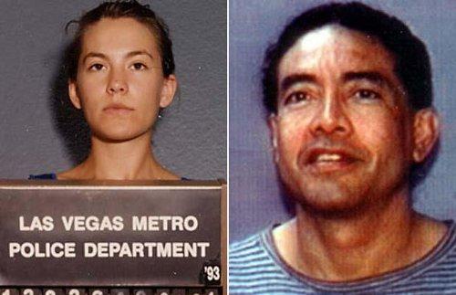 Roberto Solis and Heather Tallchief