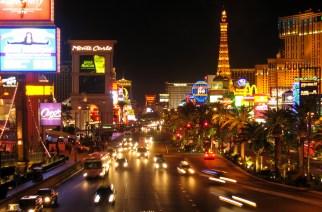 Las Vegas Strip (Credit: holidaytravel.co)