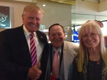 trump adelson