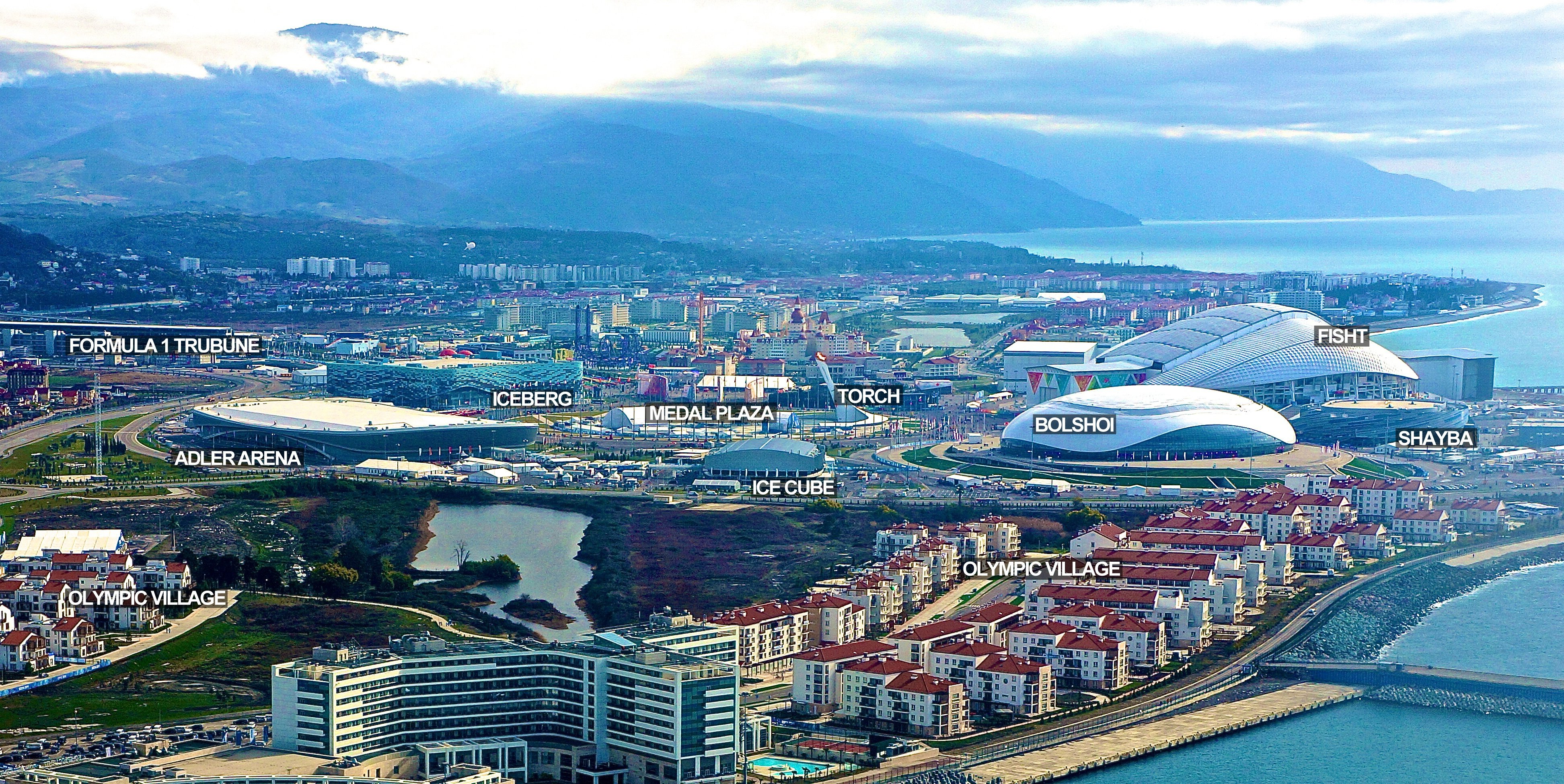 Russia S First Sochi Opens Today With High Hopes