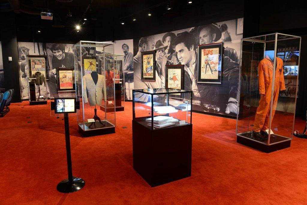 Westgate Vegas Elvis Las Exhibit