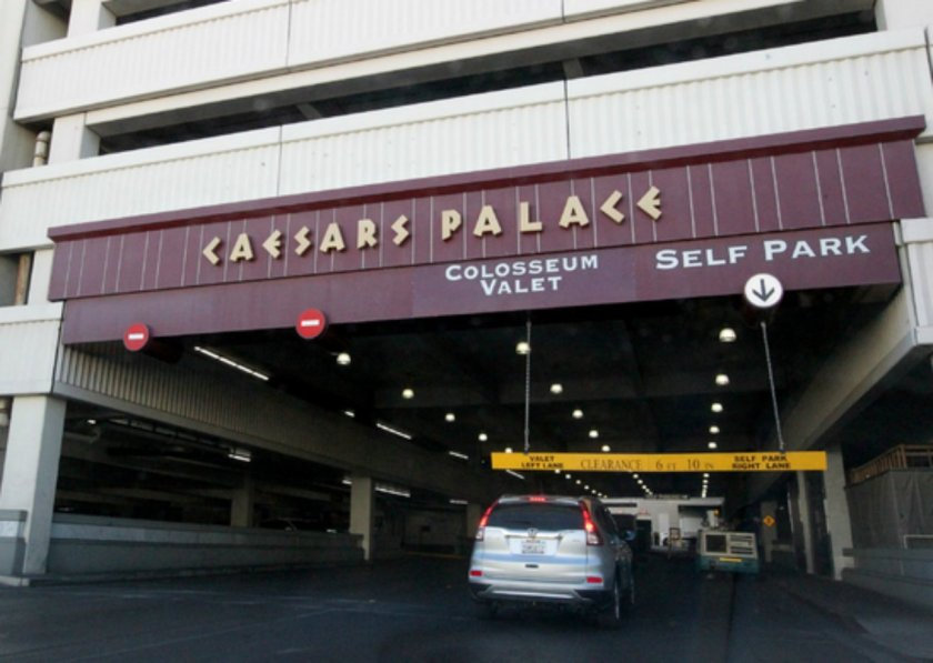 Las Vegas resort parking fees