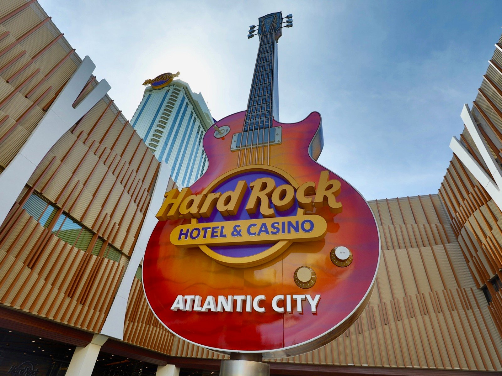 Hard Rock Soft Launches Online Casino Site In Jersey
