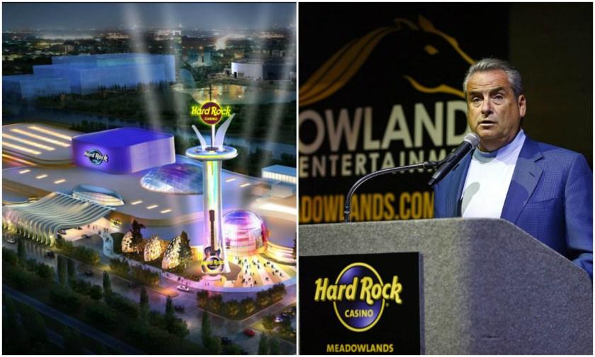 Hard Rock Meadowlands Atlantic City