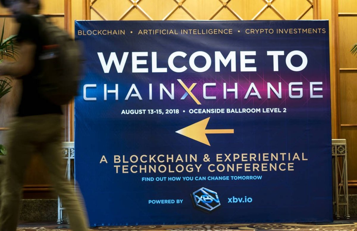 ChainXChange conference