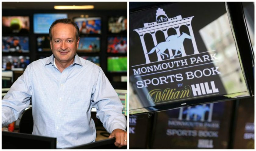William Hill sports betting Golden Entertainment