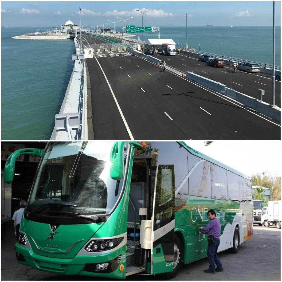 Macau Bus Announces Service Sands Casinos Hong Kong