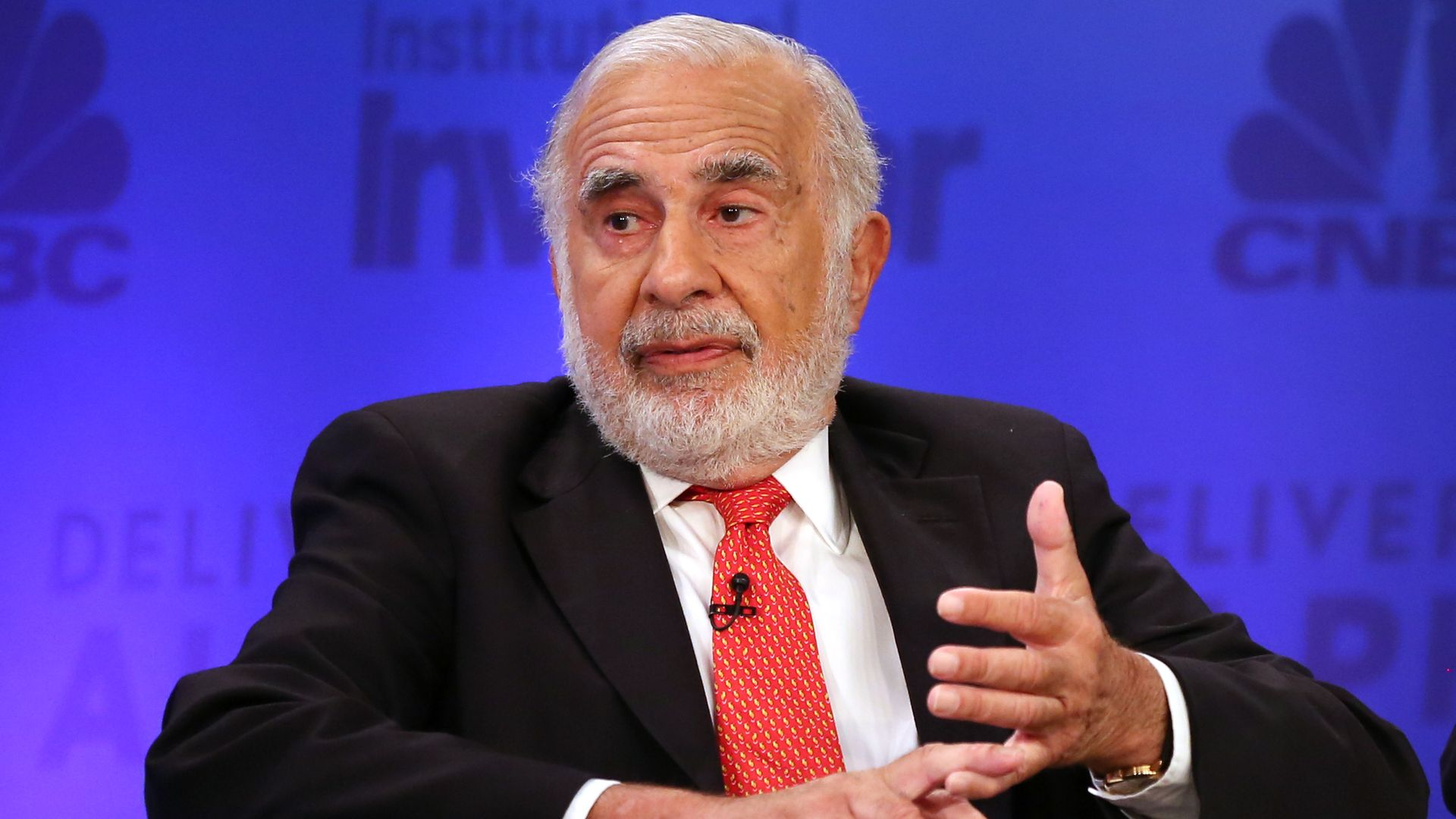 Carl Icahn Returning to Gaming Industry With Caesars Investment