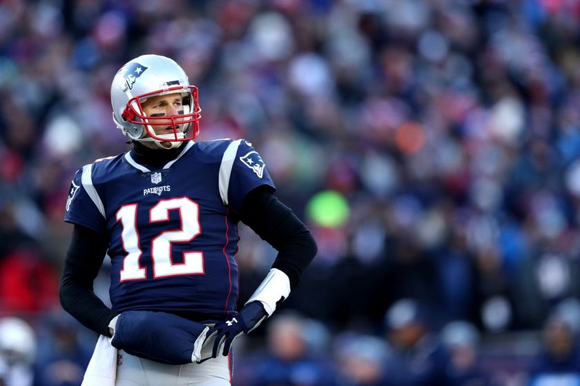 New England Patriots NFL odds