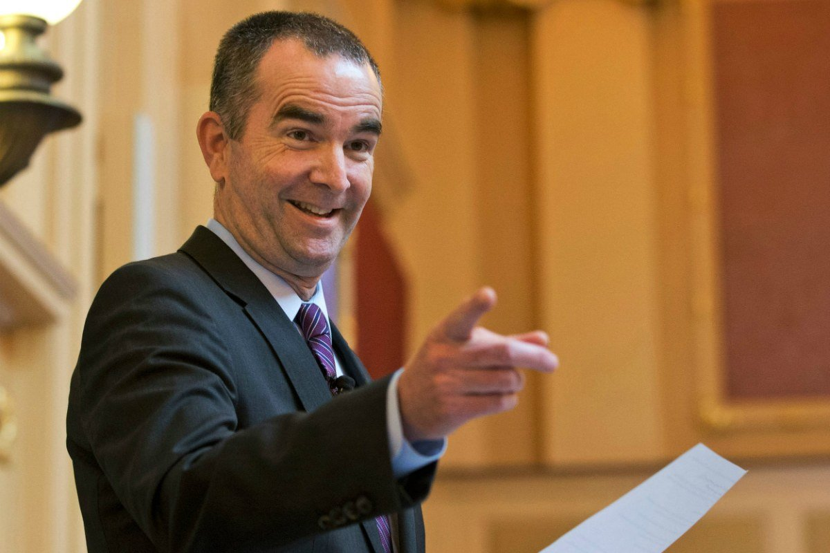 Virginia Gov Ralph Northam Amends Bill Returns To