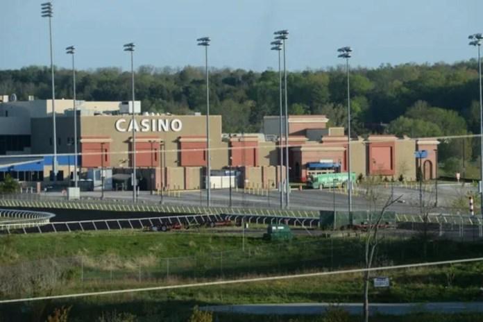 Pennsylvania bomb threat Presque Isle casino