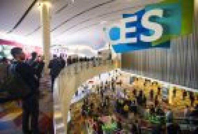 CES trade show Las Vegas