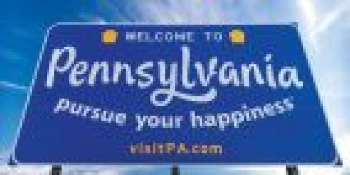 WSOP online poker Pennsylvania